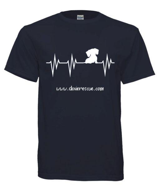 DRBC Heartbeat Tee