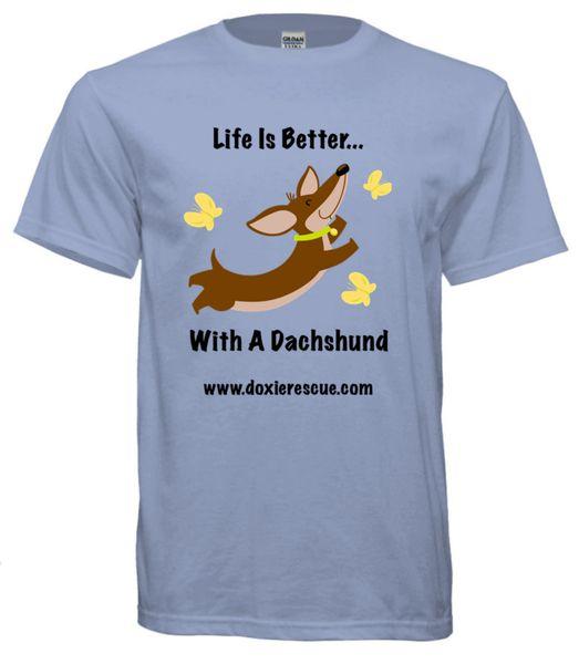 DRBC Life Is Better Tee