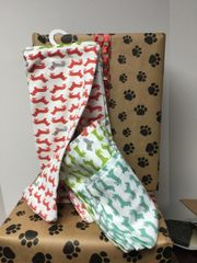 Dachshund Tea Towel Set A