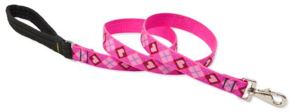 Lupine Leash - Poppin' Patterns