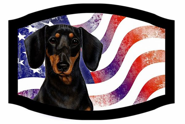 All American Doxie Masks