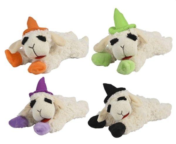 Halloween Lamb Chop Toy