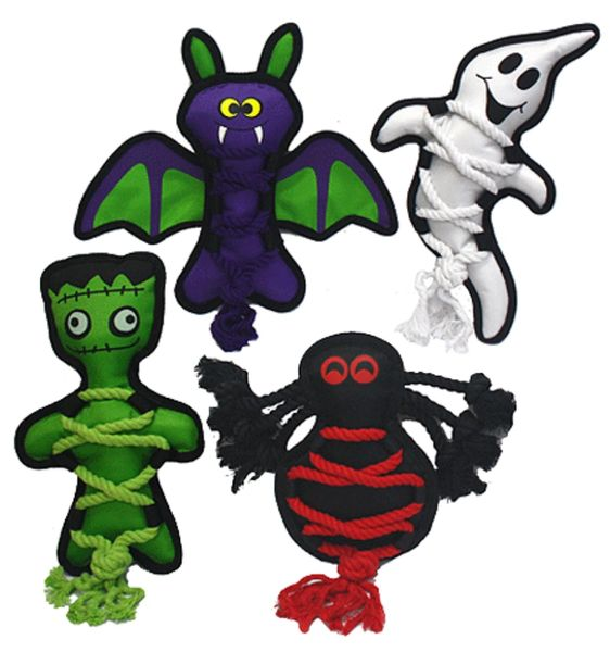 Halloween Cross Rope Toys
