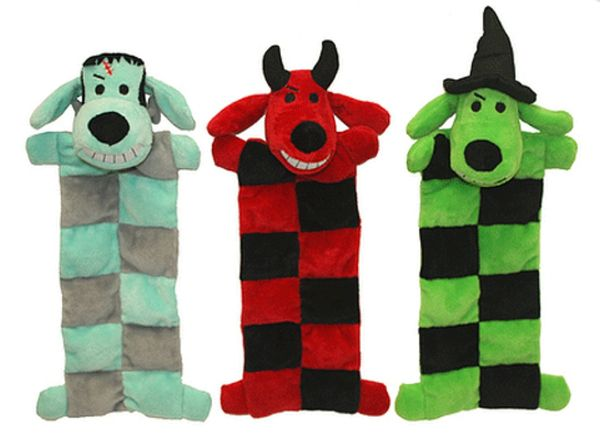 Halloween Loofa Squeaker Mat