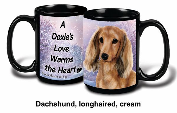 A Doxies Love 15 oz Mug