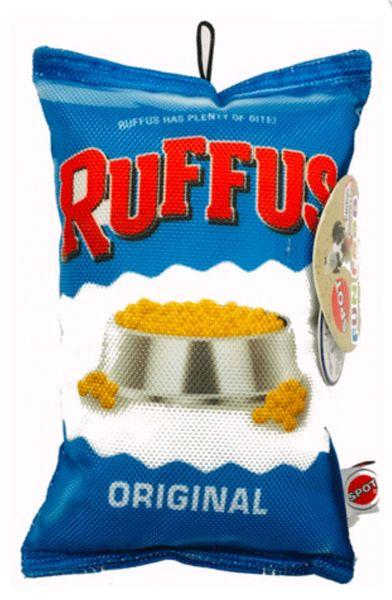 """Fun Foods - """"Ruffus"""" Chips"""