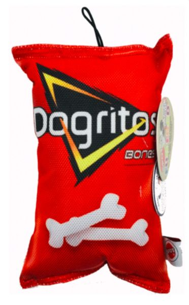 "Fun Foods - ""Dogritto"" Chips"