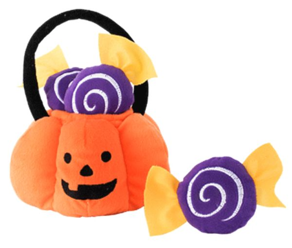 Halloween Zippy Trick or Treat Basket