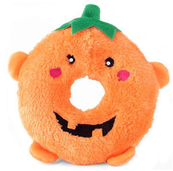 Halloween Donut Buddy - Pumpkin