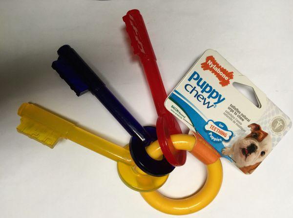 Chewing Keys