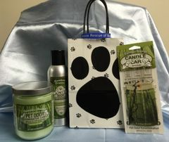Pet Odor Freshener Package