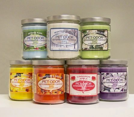Pet Odor Candle