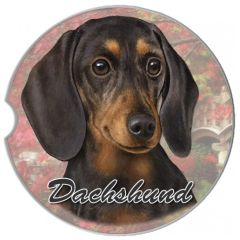 Dachshund Car Coaster