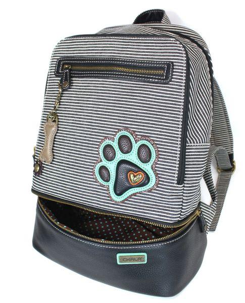 Chala Striped Backpack