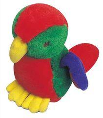 Talking Mr Parrot
