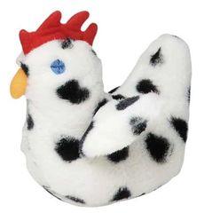 Talking Ms Chicken