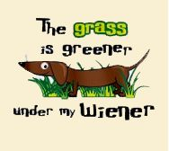 'Grass Is Always Greener' Tee