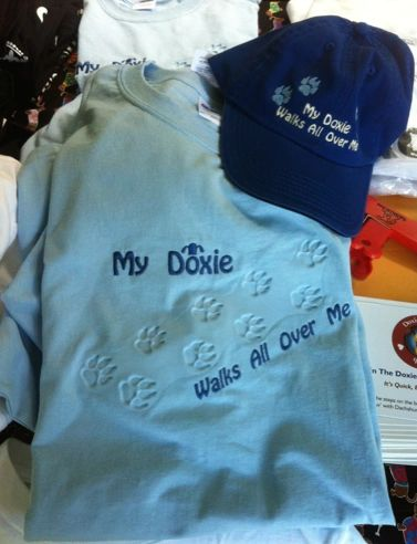 'My Doxie Walks All Over Me' Tee
