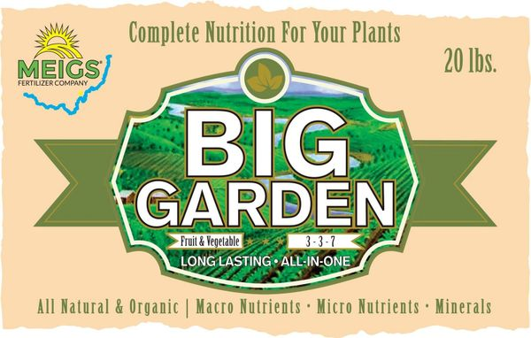 Big Garden, Fruit & Vegetable