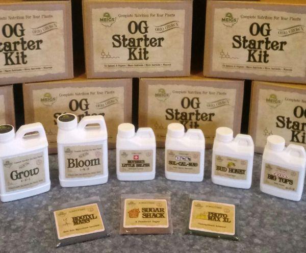 O.G. Starter Kit