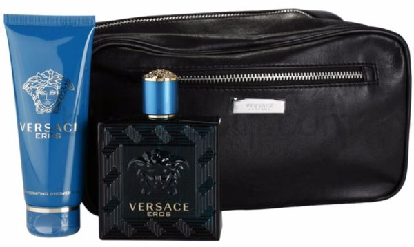 3.4 oz. Versace Eros Shower Set