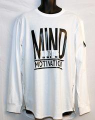 M3 White Long Sleeve =Yezzy Style