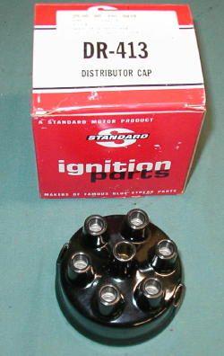 CCKW distributor cap Standard manufacturer