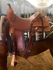 """BW Working Cow Horse 16"""" (In Stock)"""