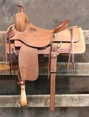 BW Ranch Cutter - All Rough-Out / Basket