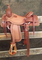 BW Ranch - 7/8 Oak Tooling