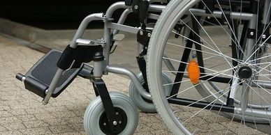 Disabled, disability, help, assistance, wheelchair