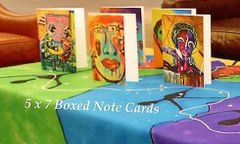Boxed Note Cards Set D