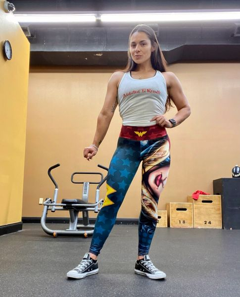 Amazon Warrior Leggings