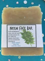 Neem Face Bar Soap