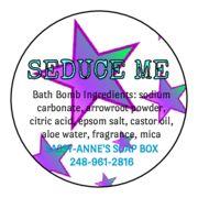 Seduce Me Bath Bomb