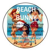 Beach Bunny Bath Bomb