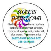 Sweets Bath Bomb