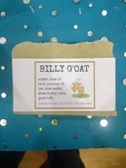Billy G'oat Soap