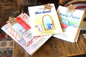 The Emily Series Bedtime Story Book collection for children aged 4-8