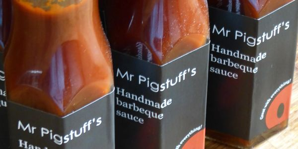 Mr Pigstuff's Handmade barbeque sauce