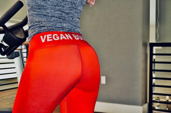 Vegan Booty Leggings