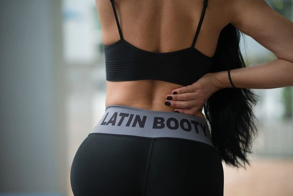 Latin Booty Leggings