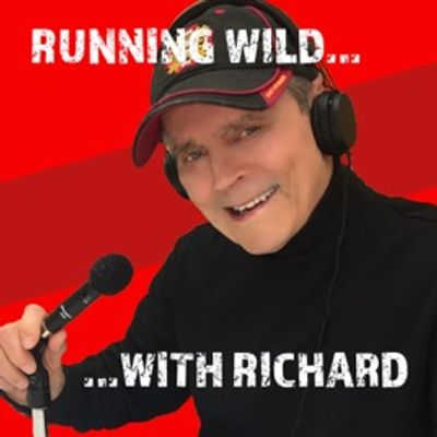 richard rose, author, podcast, books, novels, running wild, imagination, chicago