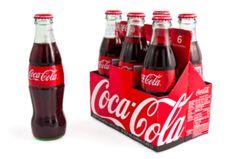 Coke - 6 glass bottles