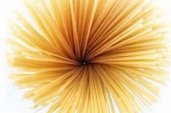 Spaghetti noodles - 1 box