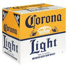 Corona Light - 12-pack bottles