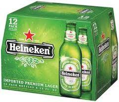 Heineken - 12-pack bottles
