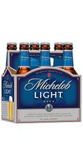 Michelob Light - 6-pack bottles
