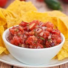 Salsa - Hot