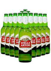 Stella Artois - 12-pack bottles